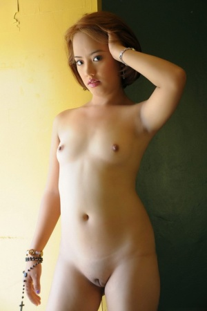 Small Tits Shaved Pussy Pics